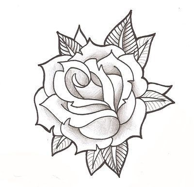 Pin By George On Drawings Tattoo Stencil Outline Rose Drawing Tattoo Tattoo Outline Drawing