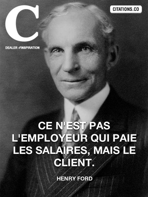 Citation De Henry Ford Citation N 3596 In 2020 Henry Ford