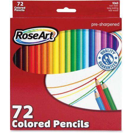 Office Supplies Watercolor Pencils Prima Watercolor Watercolor