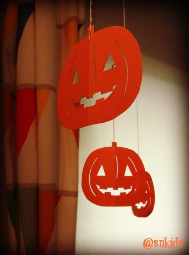 子供と一緒に楽しめる 簡単工作でハロウィン小物を手作りしよう