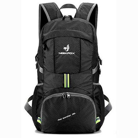 af293da1340 6.best hiking backpacks under 50  NEEKFOX Lightweight Packable Travel Hiking  Backpack Daypack