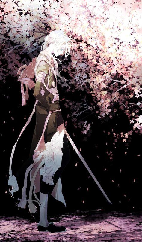 【刀剣乱舞】桜の木と獅子王【とある審神者】