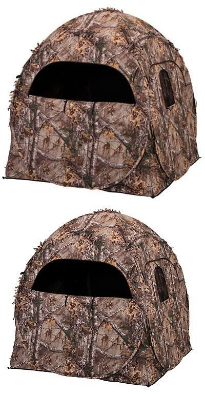 Blinds 177910: Ameristep Doghouse Hunting Blind, Realtree