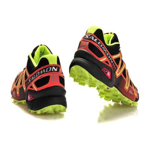 RSS Product Feed :: Chaussures Trail Salomon Running Speedcross 3 Cs Noir Marron Jaune
