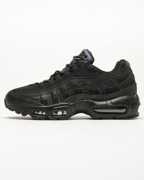 3795fad1fb Nike Air Max 95 Essential: 'Black'. 2016. 749766-009. | ☆95's