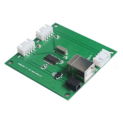 3 Port Hub Usb 2 0 Power Data Pcb Assembly H30 Hytepro Magnetic Connectors