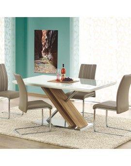 table a manger chene sonoma lado