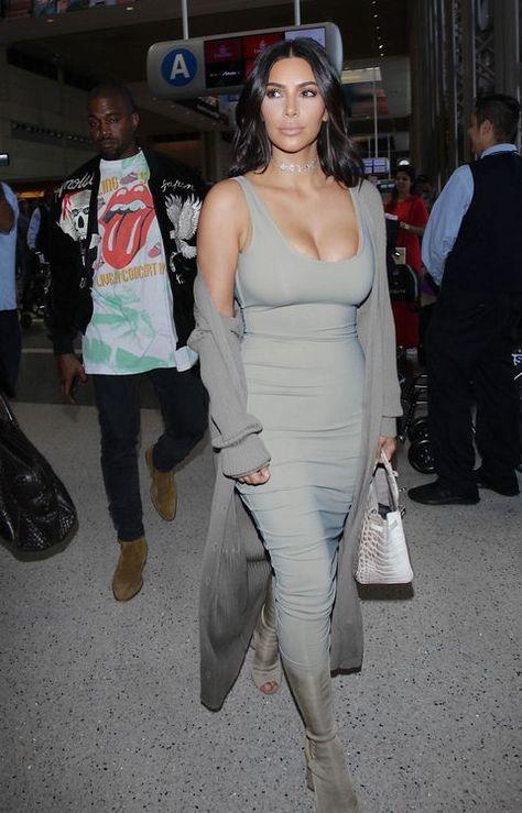 fab6d49f2bf 210 of Kim Kardashian s Greatest Outfits