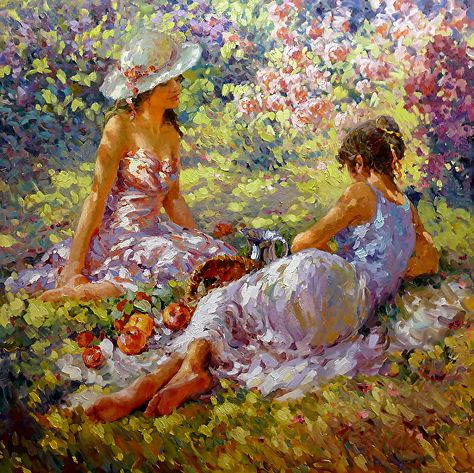 Painting a Series - Oil Painters Of America Blog