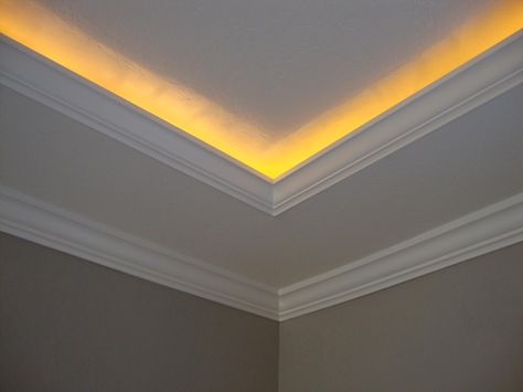 13 best crown molding with lights ideas