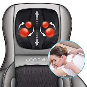 Massage Seat Cushion For Chair In 2020 Chair Cushions Cushions Shoulder Massage