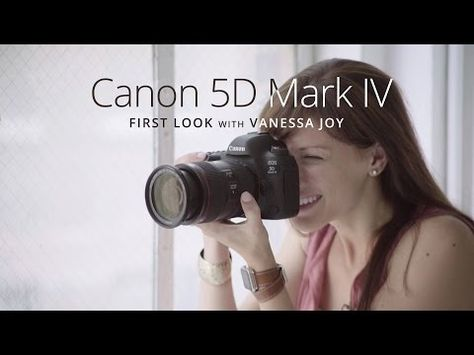 CANON 5D MARK IV: First Look with Vanessa Joy - ALC ~~ Vanessa Joy and AdoramaTV had the opportunity to test out the Canon 5D MK IV on an engagement photoshoot. Join us as Vanessa talks all about the new camera, the new lenses and more!