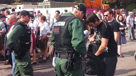 Taschenverbot und mobile Zäune: Sicherheitsmaßnahmen für Oktoberfest in München verschärft