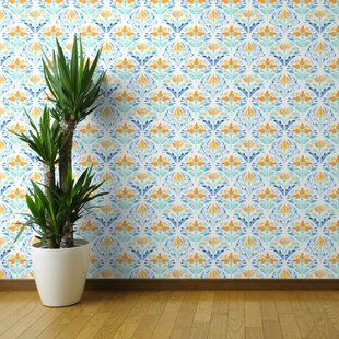 Peel And Stick Removable Wallpaper You Ll Love In 2020 Wayfair Removable Wallpaper Wallpaper Panels Brick Wallpaper Roll