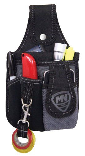 Mcguire Nicholas 23022 Mini Warehouse Work Pouch Tool Pouch Pouch Tool Pouches