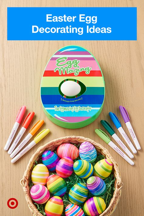 The EggMazing Egg Decorator is a must for Easter fun, with way less mess.