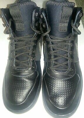 Details About Nike Ebernon Mid Winter Boots Men S 9 Aq8754 600 Pre Owned In 2020 Boots Winter Boots Mens Winter Boots