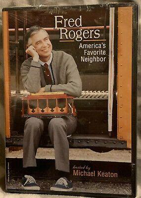 Mister Rogers Commemorative America S Favorite Neighbor Dvd New Rare Htf Ebay In 2020 Mr Rogers Commemoration Wayne Rogers
