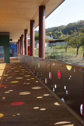 Project - Day care Center, Lorentzweiler, Luxembourg - Architizer