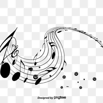 Black Stave With Musical Notes Vector Material Black Stave Notes Vector Material Black Vector Png Transparent Clipart Image And Psd File For Free Download Music Clipart Music Illustration Music Drawings