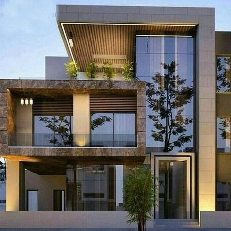 Etonnante Maison Moderne Dessins Pour 2 Facade Maison Moderne Maison Architecte Moderne Belle Maison Moderne