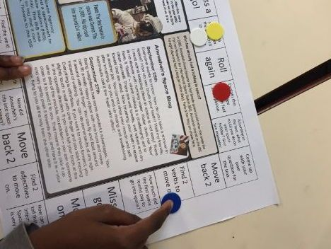 Reading Comprehension Games Ks2 Year 6 Sats Style Questions