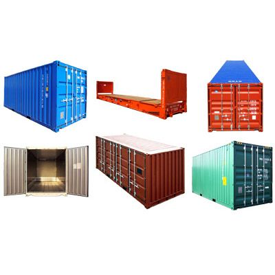 Types Of Shipping Containers Cannonball Express Transportation Llc Shipping Container Shipping Containers For Sale Freight Container