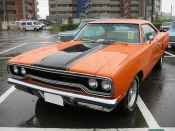 所ジョージの愛車ロードランナー画像 ベースはこんな車 値段は 所さんのアメ車コレクションを紹介しちゃうブログ アメ車 車 ロードランナー