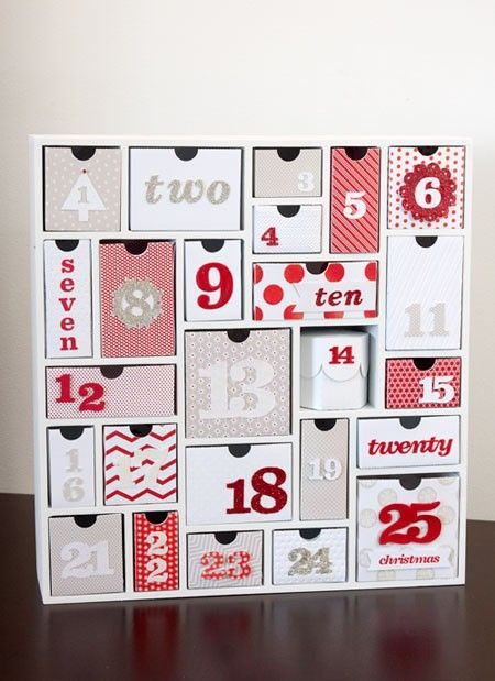 Today I am sharing my favorite TOP 12 Christmas Advent Calenders! There is truly such a large variety of advent calenders out there, that there is something for everyone to enjoy. You don't have to just do a 25 days too, you can easily do the 12 days of Christmas.ENJOY! So here we go.. Advent Felt Pouches …