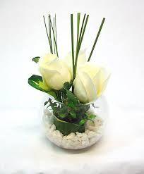 Resultado De Imagen Para Arreglos Florales En Peceras