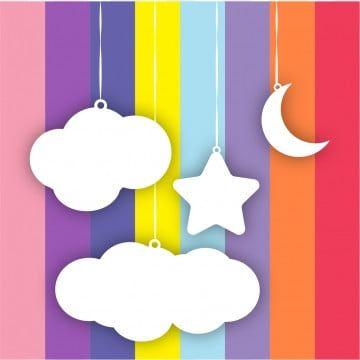 Gambar Kad Pelukis Kertas Pelangi Buku Skrap Cover Merah Png Dan Vektor Untuk Muat Turun Percuma Rainbow Paper Paper Illustration Rainbow Decorations