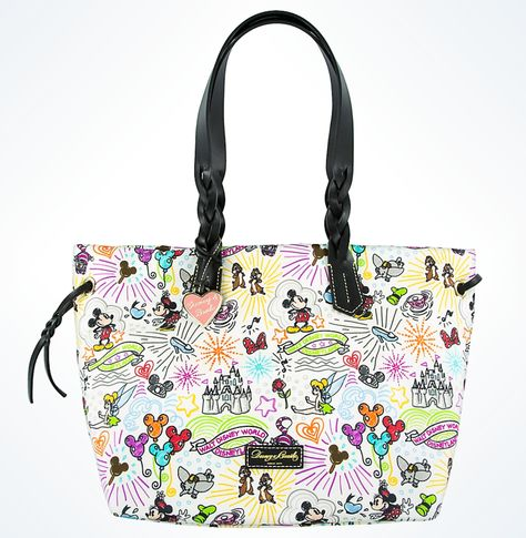New Disney Sketch Dooney and Bourke Styles Make An