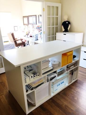 My Ikea Sewing Room Part 2 Ikea Sewing Rooms Craft Room Organization Sewing Room