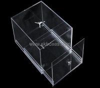 China Factory Of Acrylic Shoe Box, Perspex Shoe Box, Plexiglass Shoe Box