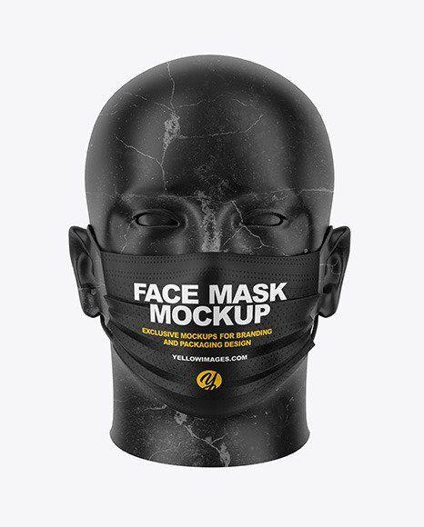 Download Surgical Mask Box Mockup Psd Mockup Free Psd Face Mask Clothing Mockup