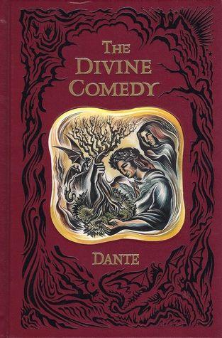 The Divine Comedy / Dante Alighieri  one of the hardest books i've ever read…