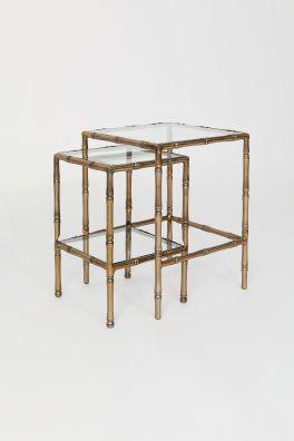 Table D Appoint Ronde Gris Fonce Home All H M Fr Mobilier De Salon Table D Appoint Ronde Petit Meuble