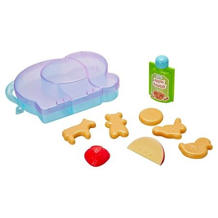Product Description Page Honestly Cute Snack Time Set Cute Snacks Baby Doll Car Seat Baby Alive Food