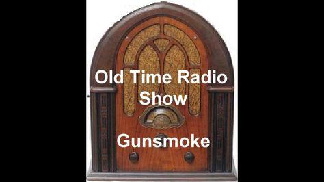 Gunsmoke Radio Show Buffalo Hunter Wwm Conrad Otr Old Time Radio