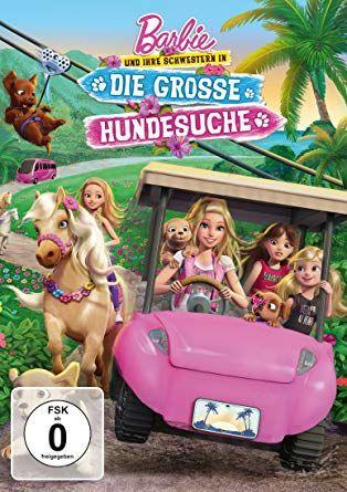 Barbie Und Ihre Schwestern In Die Grosse Hundesuche Dvd Film Barbie Puppen Geschenkideen Geschenk Madchen Kinder Zu Weihnachten Barbie Schwestern Hundebabys