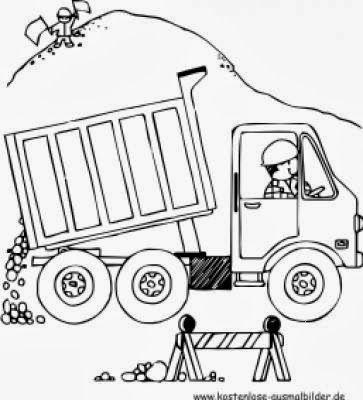 Malvorlagen Baustelle Baustelle Sie Suchen Ein Ausmalbild