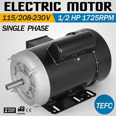 Advertisement Ebay Baldor 10 Hp Hp Electric Motor Single Phase In 2020 Electric Motor Ebay Electricity