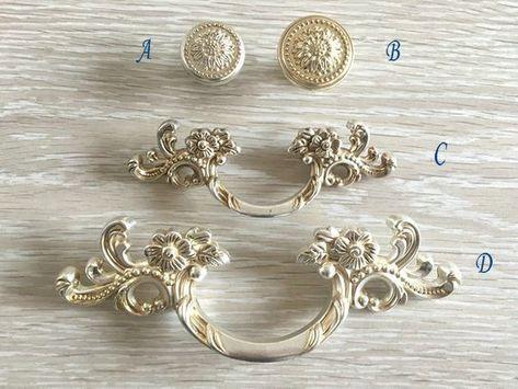 "1.75/"" 2.5/"" Drawer Pull Antqiue Bronze Cabinet Dresser Knob 1 3//4/"" 2 1//2/"" 64 44"