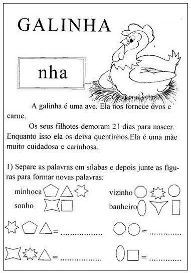 Pin De Daiana Silva Em Daiana Alves Em 2020 Silabas Complexas