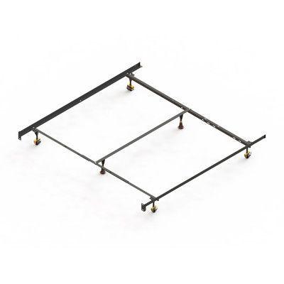 Donco Kids Universal Rug Roller Metal Bed Frame King Bed Frame Cal King Bedding Bed Frame