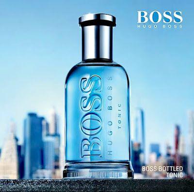 عطر Boss Bottled Tonic الجديد بوس بوس هوغو بوس المعبأة في زجاجات عصير بلو الجديد من Hugo Boss Solid Perfume Diy Diy Perfume Perfume Bottles