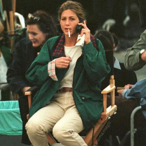 Smoking Actress's Back In The 90s