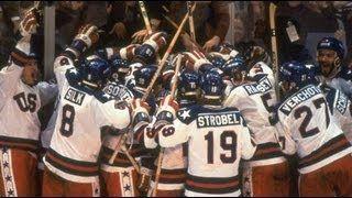 Miracle On Ice Usa Vs Ussr Ice Hockey Lake Placid 1980 Olympic Winter Games Via Youtube Olympic Hockey Team Usa Hockey Usa Hockey