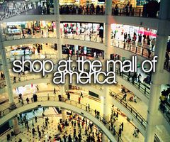 Shop at the mall of America with my bff Elias Best Friend Bucket List, Bucket List For Teens, Summer Bucket Lists, Mega Shopping, Shopping Spree, Bucket List Before I Die, Mall Of America, Life List, So Little Time