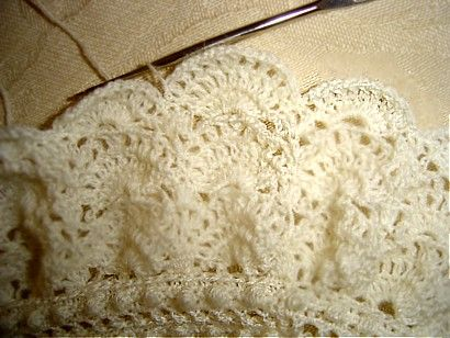 Contemporary Crochet Christening Gown Patterns Free Image - Knitting ...
